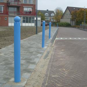 Trottoirpalen Leipzig