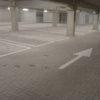bewegwijzering parkeergarage 1